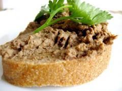 Рецепт печеночного паштета