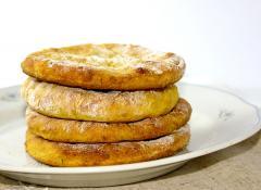 Картофельные лепешки по-фински
