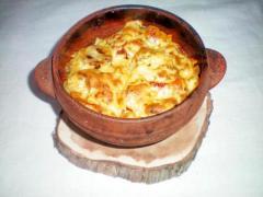Рецепт жаркого в горшочке