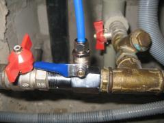 Система очистки воды - установка своими руками
