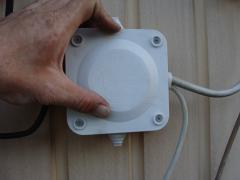 Установка и сборка уличной электрической распределительной коробки