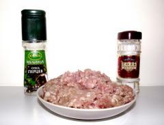 Рецепт тефтелей с фаршем и сыром