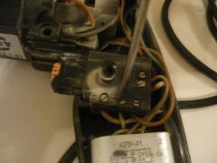 Ремонт электрической дрели (замена кнопки включения)