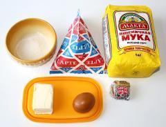 Рецепт теста для пирога (дрожжевое на опаре)