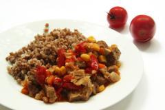 Как приготовить телятину с овощами