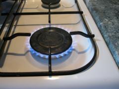 Замена жиклеров газовой плиты