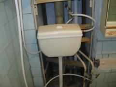 Установка электрического бойлера