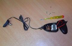 Ремонт блока питания антенного усилителя