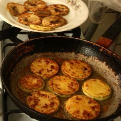 Рецепт закуски из кабачков