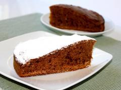 Рецепт шоколадного кекса
