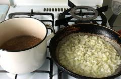 Рецепт чечевицы с курицей