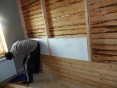 Как построить перегородку (стену) в комнате