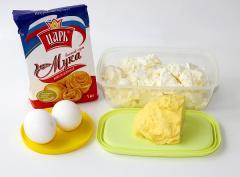 Сырники (несладкие)