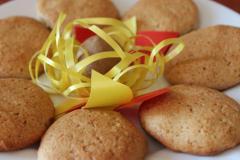 Рецепт печенья из кабачков