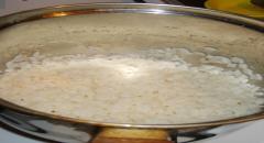 Рецепт ежиков с рисом