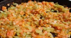 Приготовление фаршированного перца