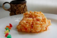 Рецепт рисовой каши с тыквой