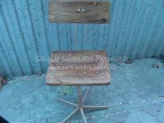 Ремонт старого стула (полное восстановление)