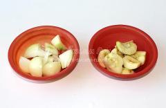Рецепт домашнего кетчупа с кислыми яблоками - мастер класс с фото