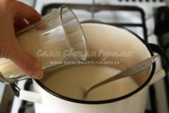 Рецепт вкусной манной каши