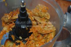 Рецепт паштета из куриной печени