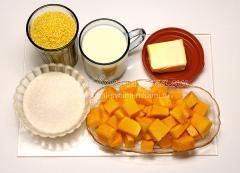 Рецепт вкусной пшенной каши с тыквой
