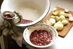 Рецепт печеночного торта (из куриной печени)