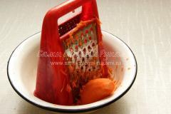 Морковный салат, простой рецепт