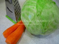 Рецепт квашеной капусты без уксуса