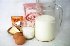 Рецепт эклеров с заварным кремом