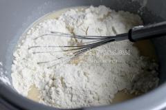 Мягкие пряники в белковой глазури, рецепт с фото