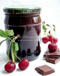 Как варить вишневое варенье - лучшие рецепты на зиму
