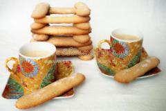 Рецепт нежного печенья савоярди