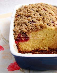 Рецепт вишневого пирога - Дачный
