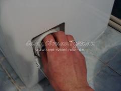Прочистка дренажного фильтра в стиральной машине