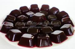 Рецепт вишневого мармелада на основе агар-агара
