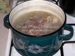 Рецепт салата с говядиной, Восхищение