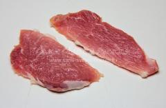 Отбивная из мякоти свинины в панировке