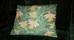 Рисунок на ткани для изготовления подушки