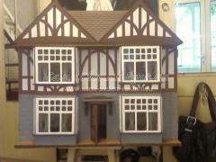 Строим кукольный домик в викторианском стиле