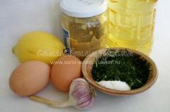 Рецепт домашнего майонеза. 3 варианта: классический, чесночный, оливковый