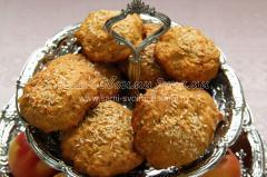 Тыквенное воздушное печенье, рецепт с фото