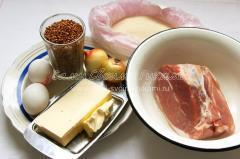 Гречаники (котлеты из гречки), рецепт с фото