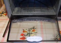 Ремонт духовки Delta: замена стеклянной дверцы