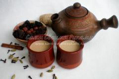 Подаем масала чай