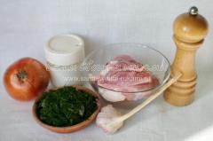 Ингредиенты для фрикаделек
