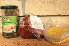 продукты для приготовления каши