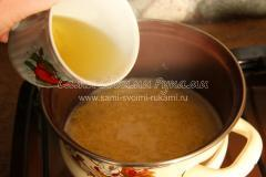 Каша пшенная, сваренная на рассоле - пошаговый рецепт с фото