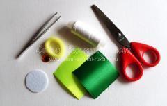 материалы для изготовления резиночек