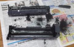 Заправка картриджа лазерного принтера